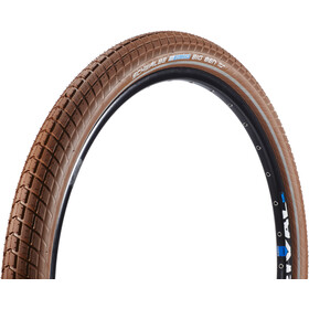 "SCHWALBE Big Ben Dæk Active 26"" K-Guard Twin trådkant, brown-reflex"